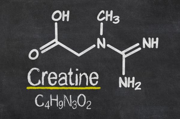 Creatine-suplements