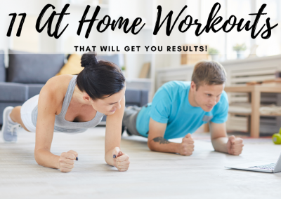 11 At Home Workout Routines